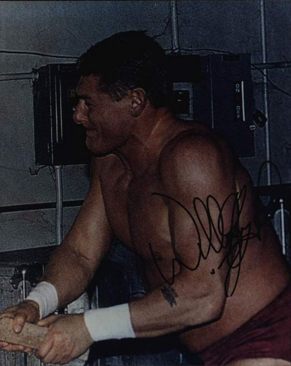 William Regal authentic signed WWE wrestling 8x10 photo W/Cert Autographed 03 signed 8x10 photo