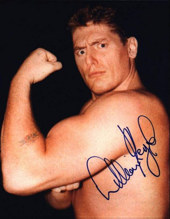 William Regal authentic signed WWE wrestling 8x10 photo W/Cert Autographed 05 signed 8x10 photo