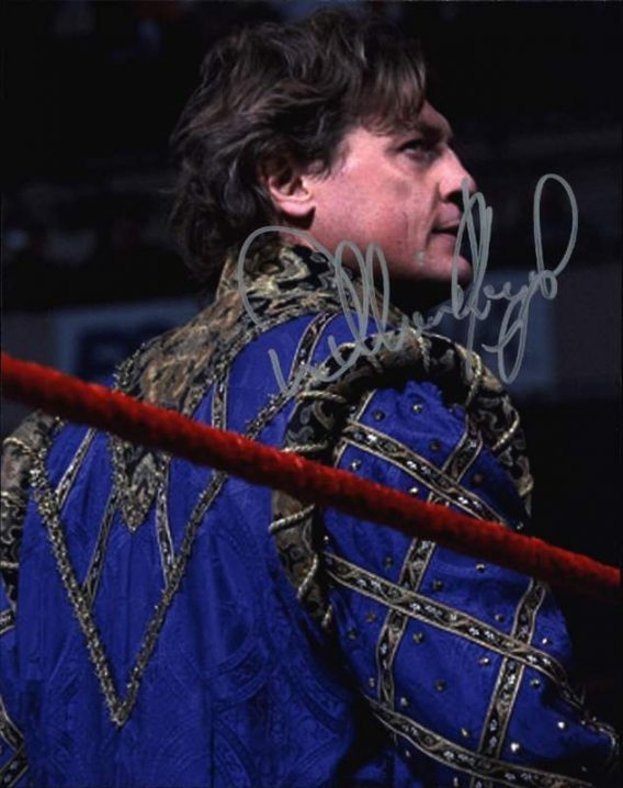 William Regal authentic signed WWE wrestling 8x10 photo W/Cert Autographed 08 signed 8x10 photo