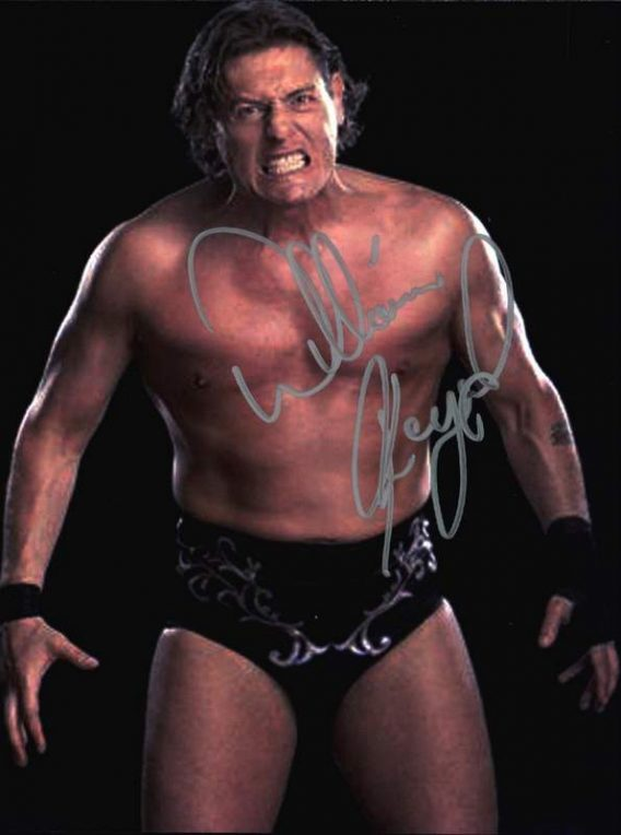 William Regal authentic signed WWE wrestling 8x10 photo W/Cert Autographed 01 signed 8x10 photo