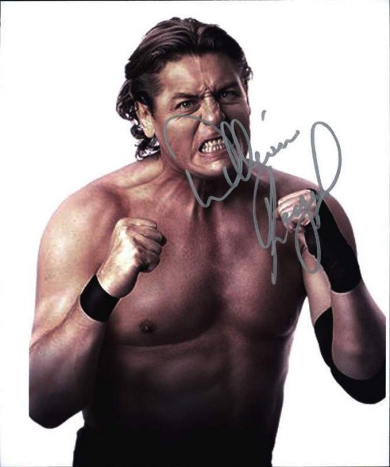 William Regal authentic signed WWE wrestling 8x10 photo W/Cert Autographed 15 signed 8x10 photo