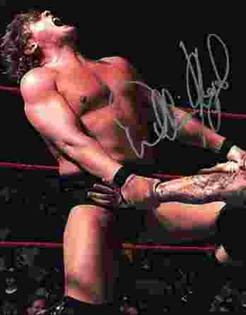 William Regal authentic signed WWE wrestling 8x10 photo W/Cert Autographed 16 signed 8x10 photo