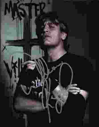 William Regal authentic signed WWE wrestling 8x10 photo W/Cert Autographed 17 signed 8x10 photo