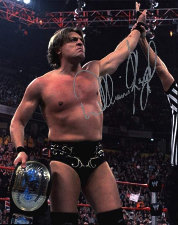 William Regal authentic signed WWE wrestling 8x10 photo W/Cert Autographed 18 signed 8x10 photo
