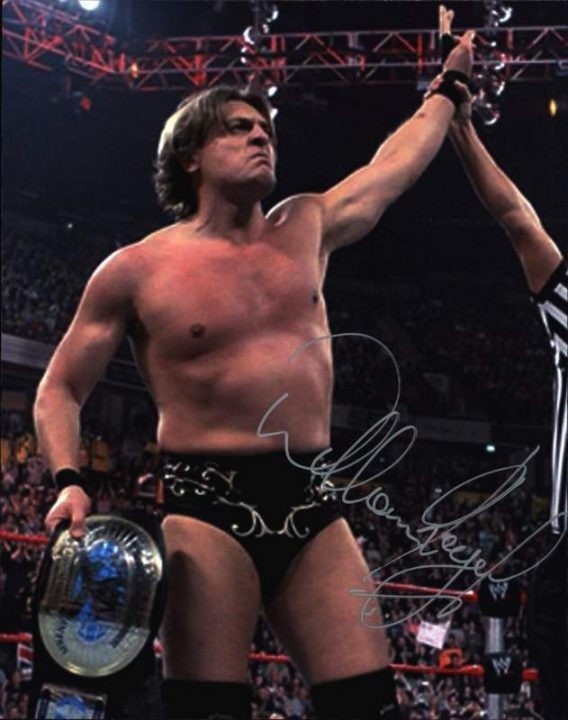 William Regal authentic signed WWE wrestling 8x10 photo W/Cert Autographed 19 signed 8x10 photo