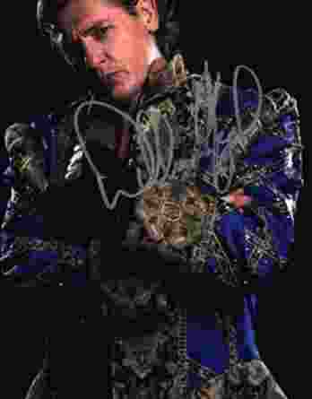 William Regal authentic signed WWE wrestling 8x10 photo W/Cert Autographed 20 signed 8x10 photo