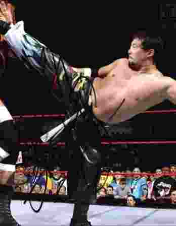 Yoshihiro Tajiri authentic signed WWE wrestling 8x10 photo W/Cert Autographed 06 signed 8x10 photo