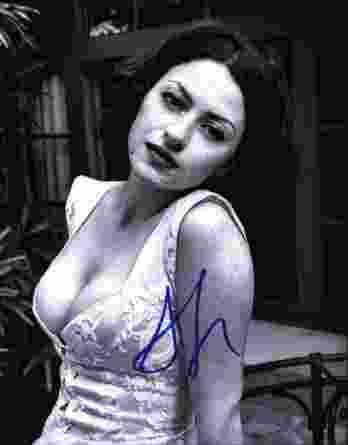 Alia Shawkat signed 8x10 poster