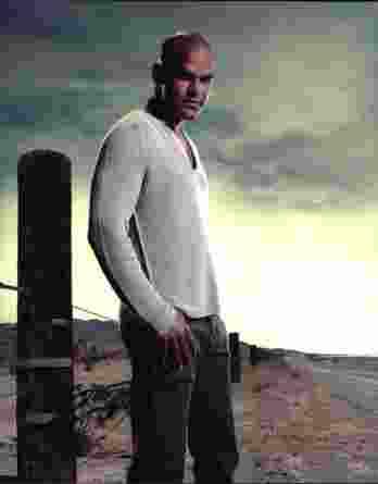 Amaury Nolasco signed 8x10 poster