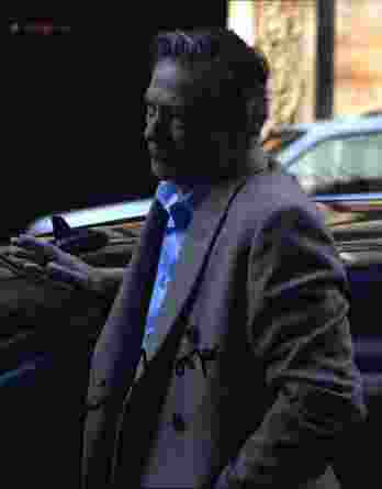 Chris Cooper signed 8x10 poster