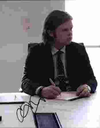 Elden Henson signed 8x10 poster