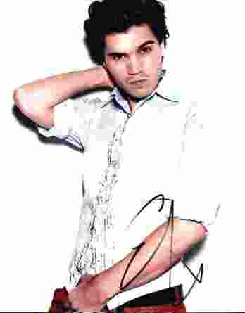 Emile Hirsch signed 8x10 poster