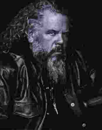 Mark Boone signed 8x10 poster