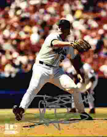 Al Leiter signed 8x10 photo