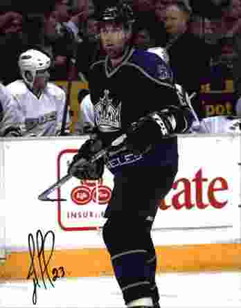 NHL Jamie Heward signed 8x10 photo
