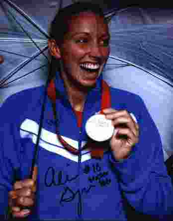 Olympic Water Polo Alison Gregorka signed 8x10 photo