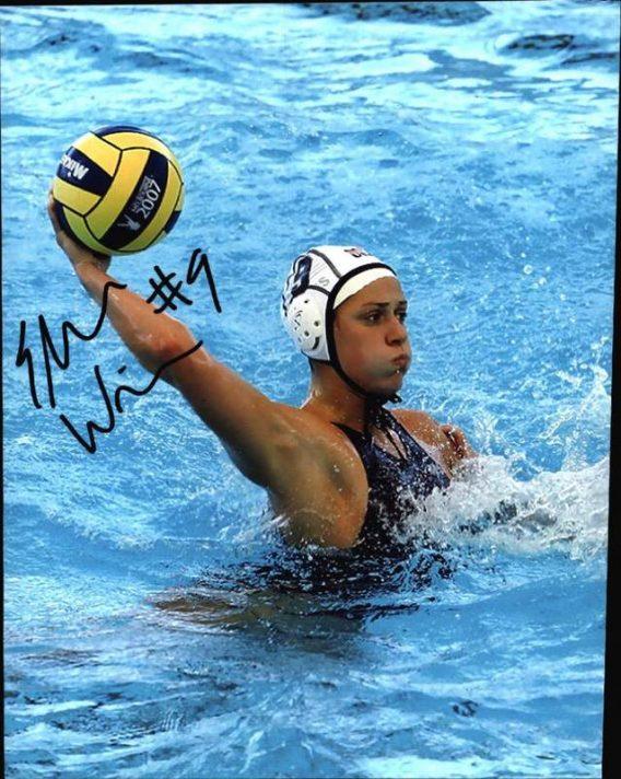 Olympic Fencing Tony Azevedo signed 8x10 photo
